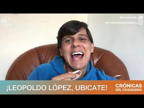 LEOPOLDO, UBÍCATE | NO HAY NADA QUE CONSULTAR | 17 DE NOVIEMBRE 2020
