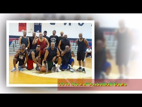North Dorchester High School Alumni Basketball Game - 2014