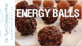 Energy Balls | Herbal Medicine & Food As Medicine