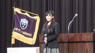 2013年3月9日(土)、東京都内の日本教育会館一ツ橋ホールでルネサンス...