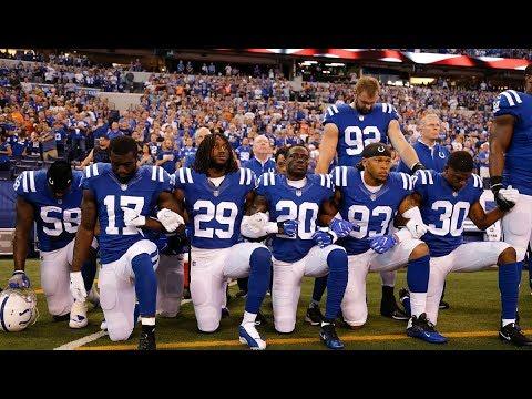 Trump Ignites New Round of Black Athlete Activism
