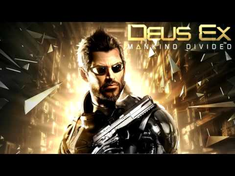 Deus Ex: Mankind Divided Prague(2nd visit)Ambient Soundtrack (2)