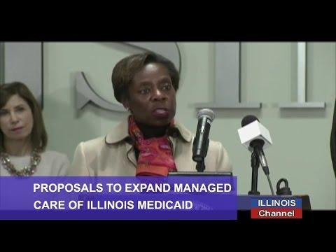 Expanding Illinois' Managed Care of Medicaid