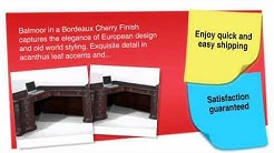 Balmoor Executive L Desk - ofconcepts.com