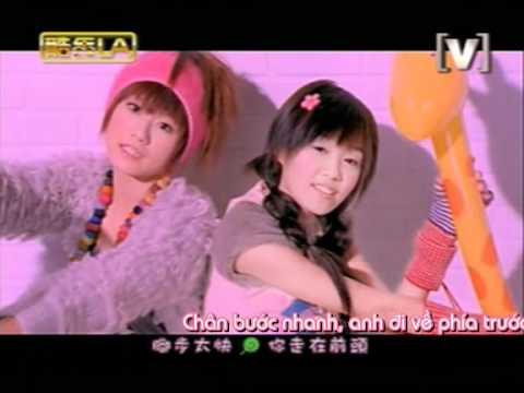 [Vietsub] Blackie Girls - 1 2 3 Mu Tou Ren MV
