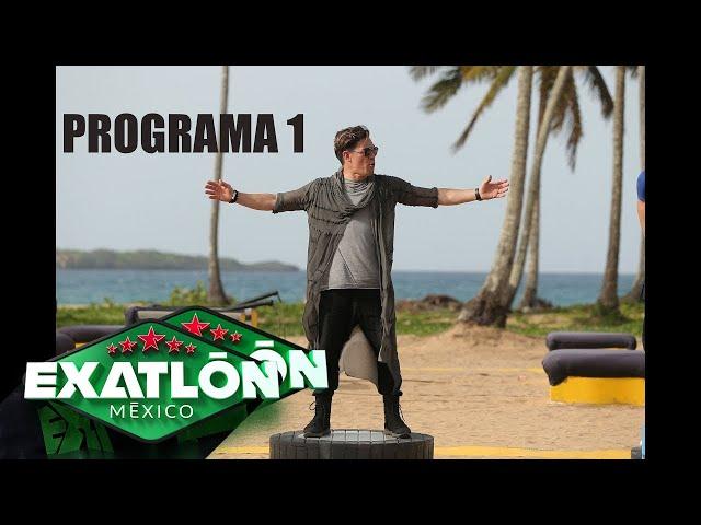 Exatlón México Capítulo 1 | Segunda temporada