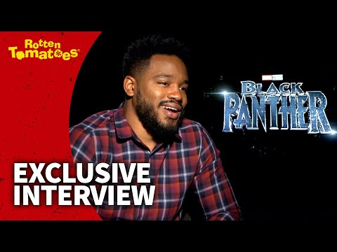 Play The 'Black Panther' Cast on Celebrity Fans and That One-Take Fight Scene (2018) | Rotten Tomatoes