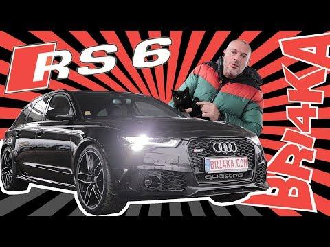 AUDI RS6 C7 (600 + hp) |BRI4KA.COM