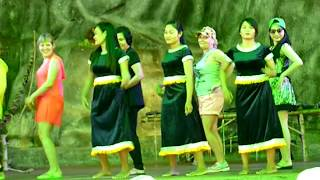 Концерт в парке отдыха Янг Бэй. Отдых Нячанг. Вьетнам. Видео. Nha Trang holiday