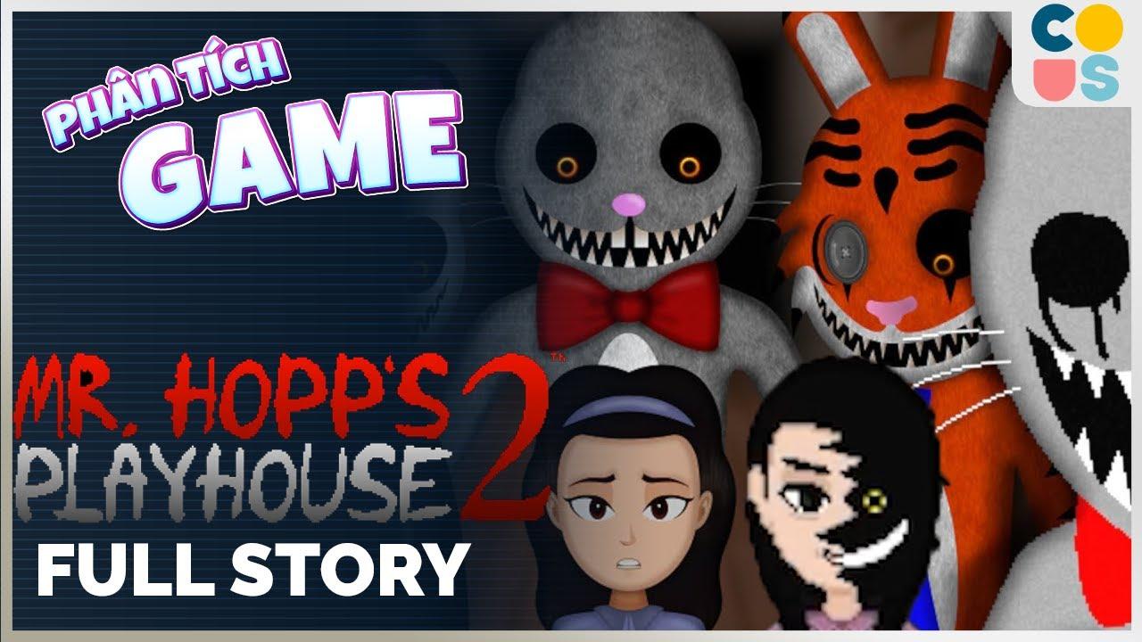 Phân tích Game : MR HOPP'S PLAYHOUSE 2 - Full Story   Cờ Su Original