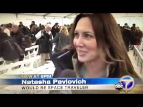 Natasha Pavlovich /Virgin Galactic/ ABC News