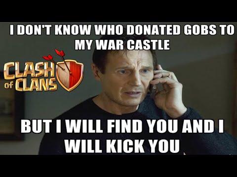 50 Hilarious Clash of Clans Memes!