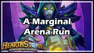 [Hearthstone] A Marginal Arena Run thumbnail