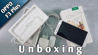 Oppo F3 Plus Unboxing [Urdu/Hindi]