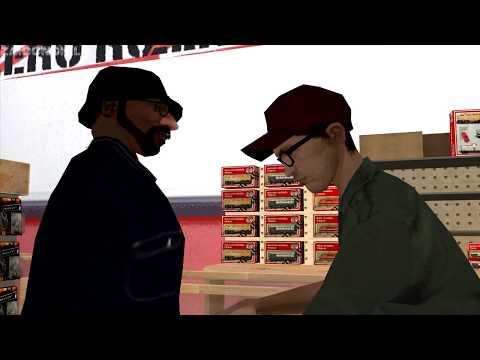 GTA San Andreas - The Zero Strand - Zero Missions 1 Thru 3