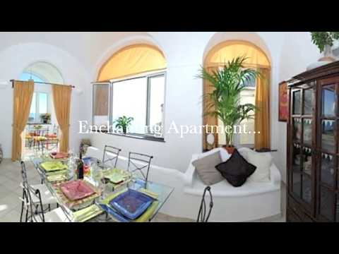 Italy Holidays - Apartment Vacation Rentals in Positano - Amalfi Coast