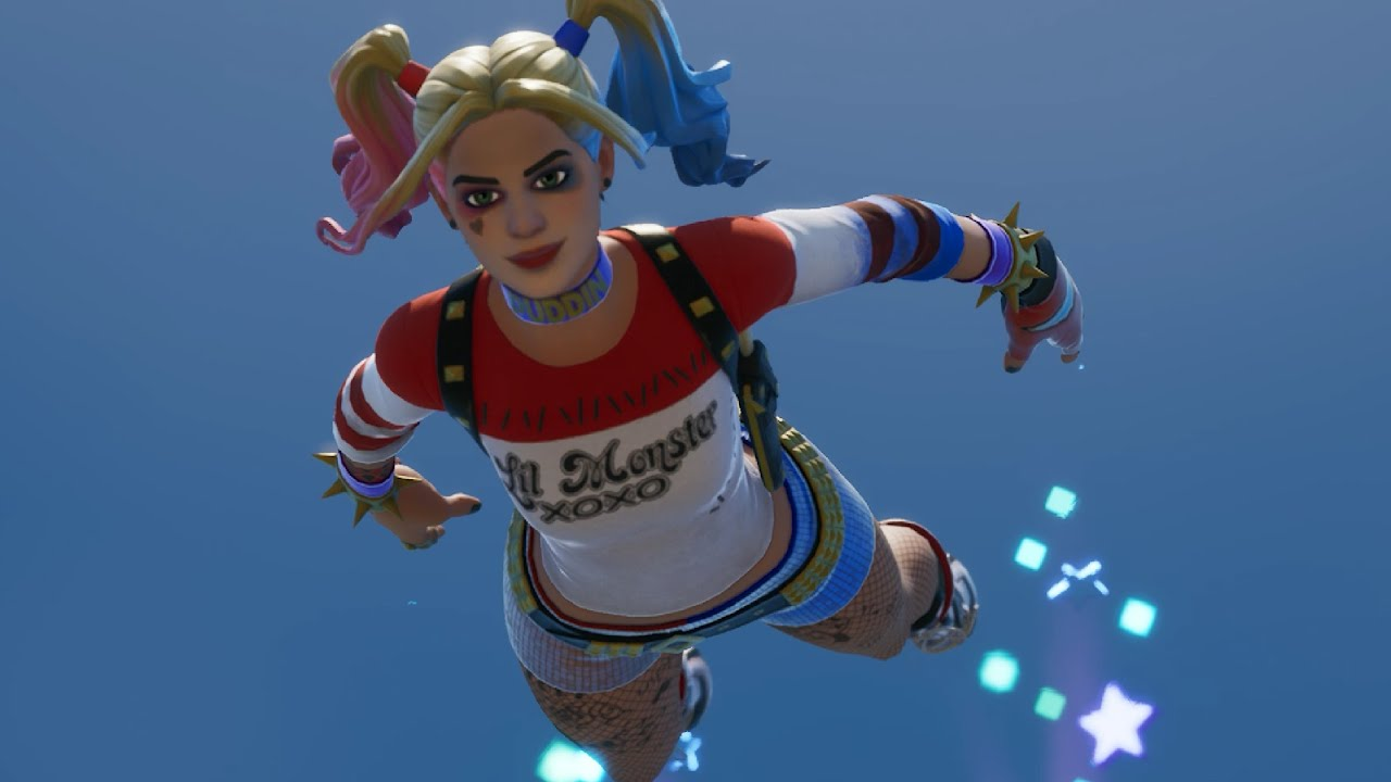 harley quinn fortnite