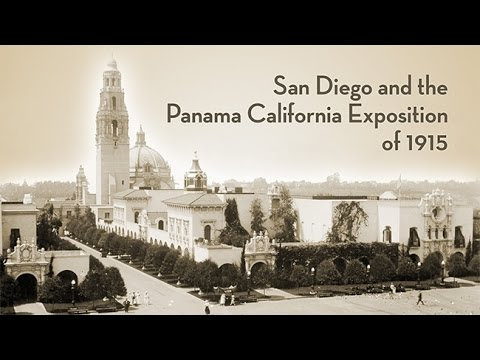 San Diego and the Panama-California Exposition of 1915: The Search for Civic Identity - Kevin Starr