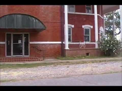 The Bailey Hotel Abandoned In Bunkie Louisiana Avoyelles Parish