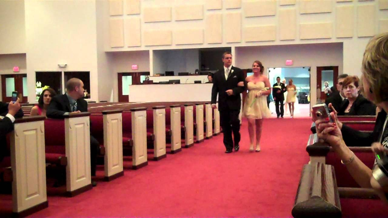 "The Best Songs For The Grand Entrance Of The Wedding Party: Bridal Party Entrance ""Marry Me"""
