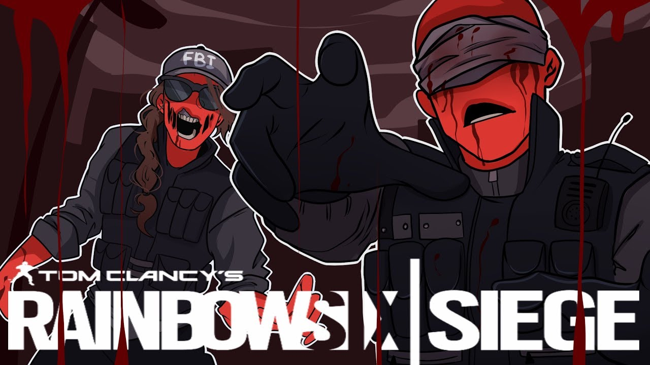 R6 Halloween Skin Challenge Rainbow Six Siege Spoopy Headgear