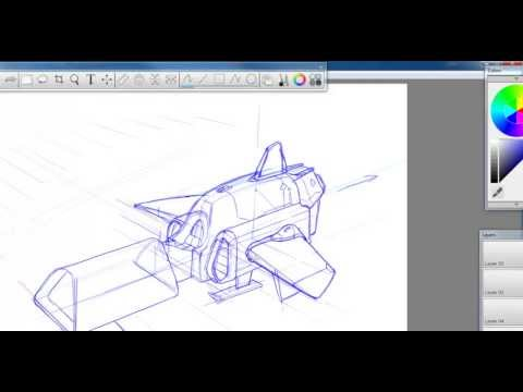 Student Vehicle Redraw Over with Phil Dimitriadis
