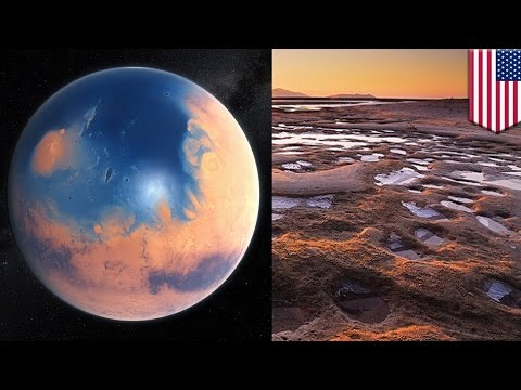 Proof of life: Mars has water-rich history, possibly habitable says new study - TomoNews