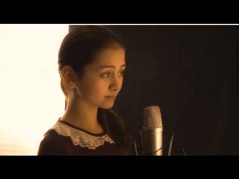 Ellie Goulding - Your Song (Originally by Elton John) - Cover By Jasmine Thompson (Age 12)