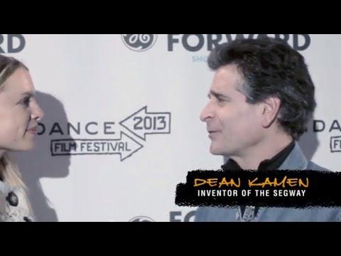Interviewing Dean Kamen, Sundance Film Festival - So Inspiring!