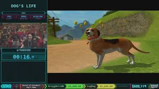 Dog's Life by ThaRixer in 19:44 AGDQ 2018