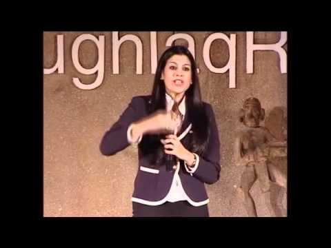 TedxTughlaqRdChange - Dipali Goenka