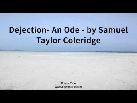 Dejection an ode