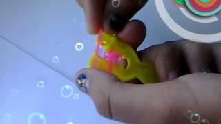 Плетение браслетов из резинок урок 2