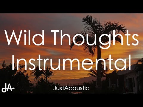 Wild Thoughts - DJ Khaled ft. Rihanna, Bryson Tiller (Acoustic Instrumental)
