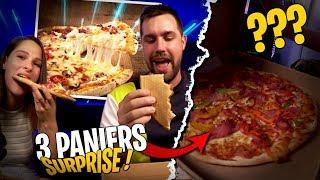 Rentable ou pas ? Manger 3x moins cher en Fast Food en achetant les invendus du jour...