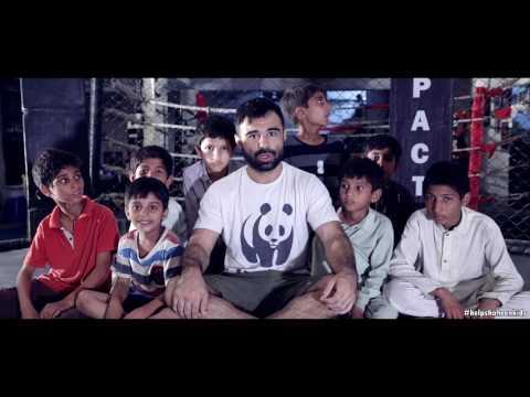 MMA Gym in a Pakistani Slum