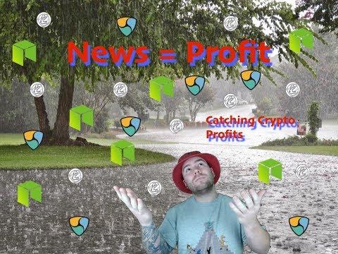 Litecoin CNBC Interview | NEM Integration | NEO Taking Japan | SALT Ledger Nanos