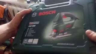 Распаковка Электролобзик Bosch PST 650 из Rozetka.com.ua