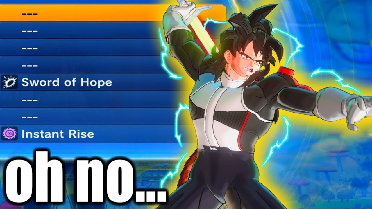 how to use a sword in dragon ball xenoverse 2