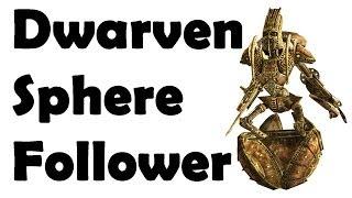 Skyrim: How to Get Black Bow of Fate + DWARVEN Sphere (Kagrumez Gems Trials)