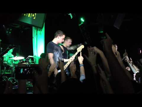 Architects - Devil's Island live @Land Of Live, Milan, Italy