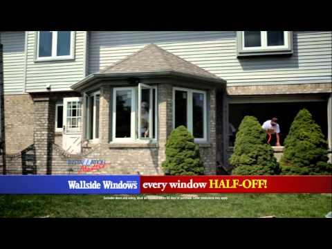 Wallside Windows Made In Michigan Sale Youtube