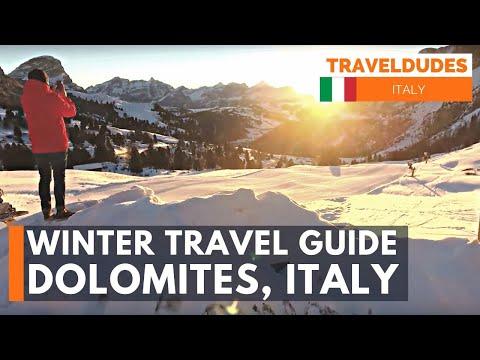 Val Gardena Italian Dolomites Travel Vlog Part 2