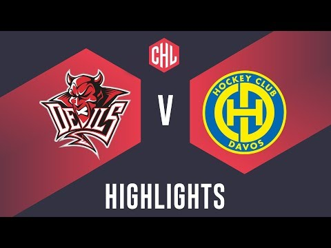 Highlights: Cardiff Devils vs. HC Davos
