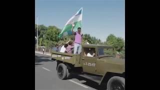 День Победы 9 мая в Узбекистане