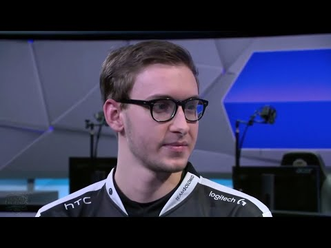 Bjergsen on who's NA LCS MVP
