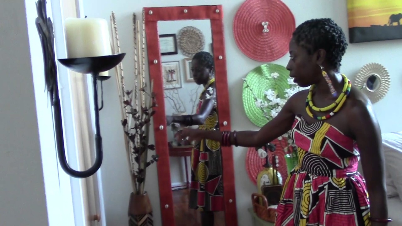 Home Decor Project Youtube: Home Decor Afrocentric Style! How To Promote Partnership