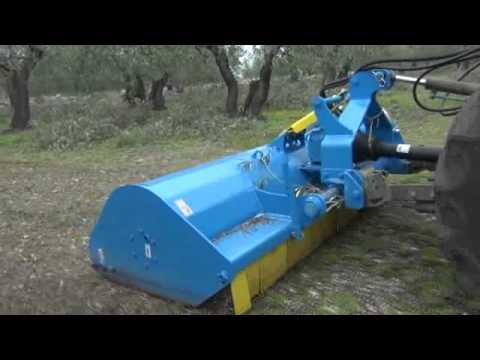 Trincia forestale zanon doovi for Di raimondo macchine agricole