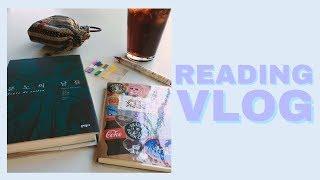 (sub) [VLOG] 인생책과 함께 한 나흘 간의 북캉스 브이로그(feat. 분노의 날들)📚💝Reading Vlog