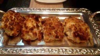 Котлеты по Пожарски в духовке из курицы - простой видео-рецепт
